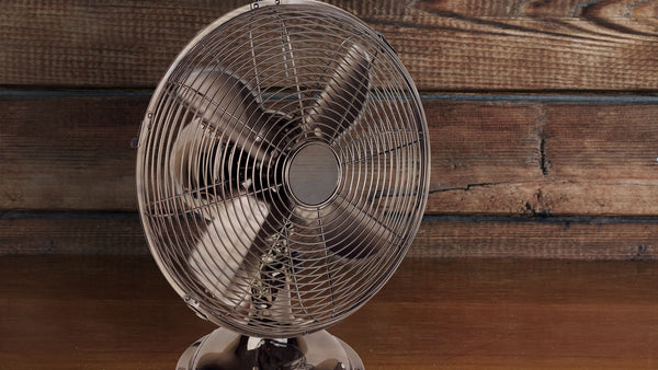 Vintage Fan = White Noise Relaxation MP3