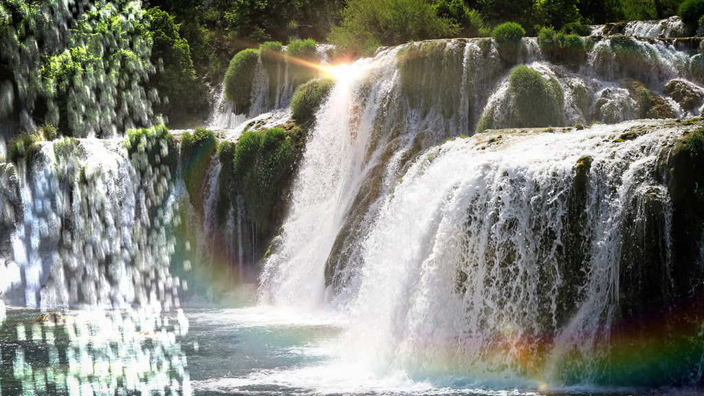 Waterfall Sounds for Sleep MP3