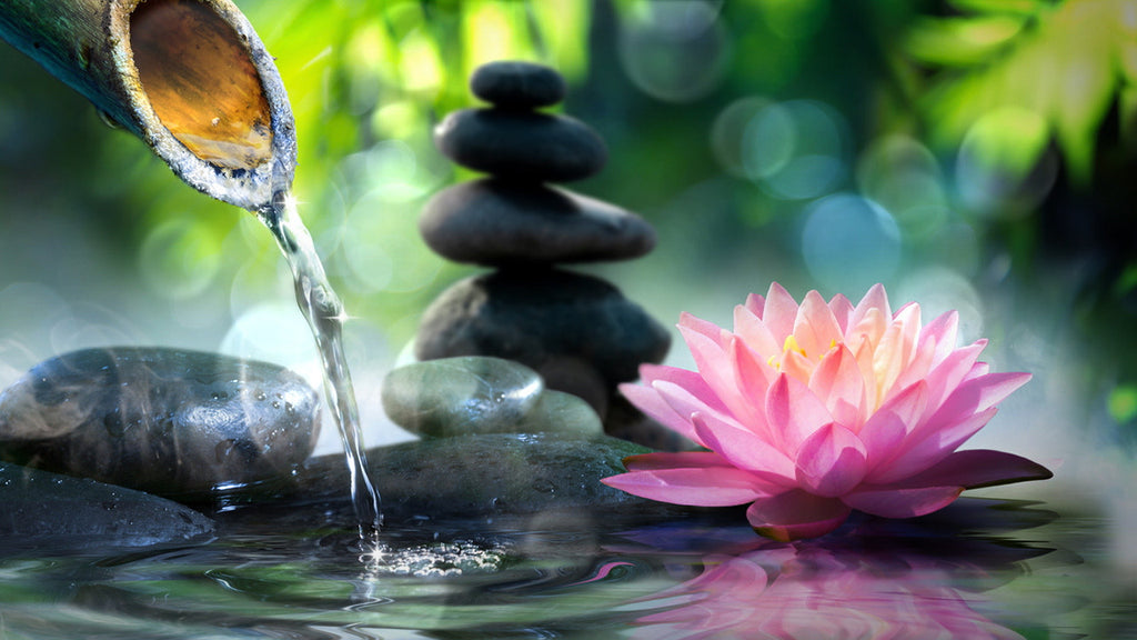 Zen Fountain Water Sounds MP3