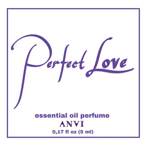 Oil based perfume  Perfect Love