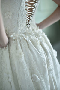 Wedding Dress ~ Apple Blossom