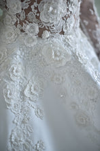 Load image into Gallery viewer, Wedding Dress ~ Snowdrop