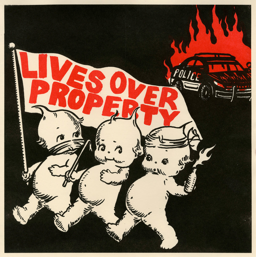 Lives Over Property