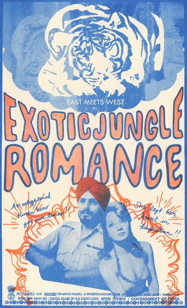 Exotic Jungle Romance