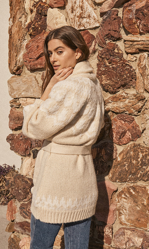 Estella Sweater - Creme