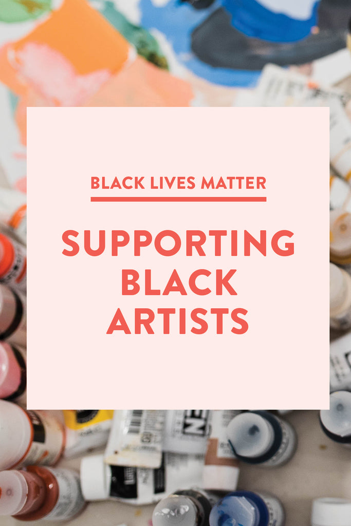 Supporting Black Artists