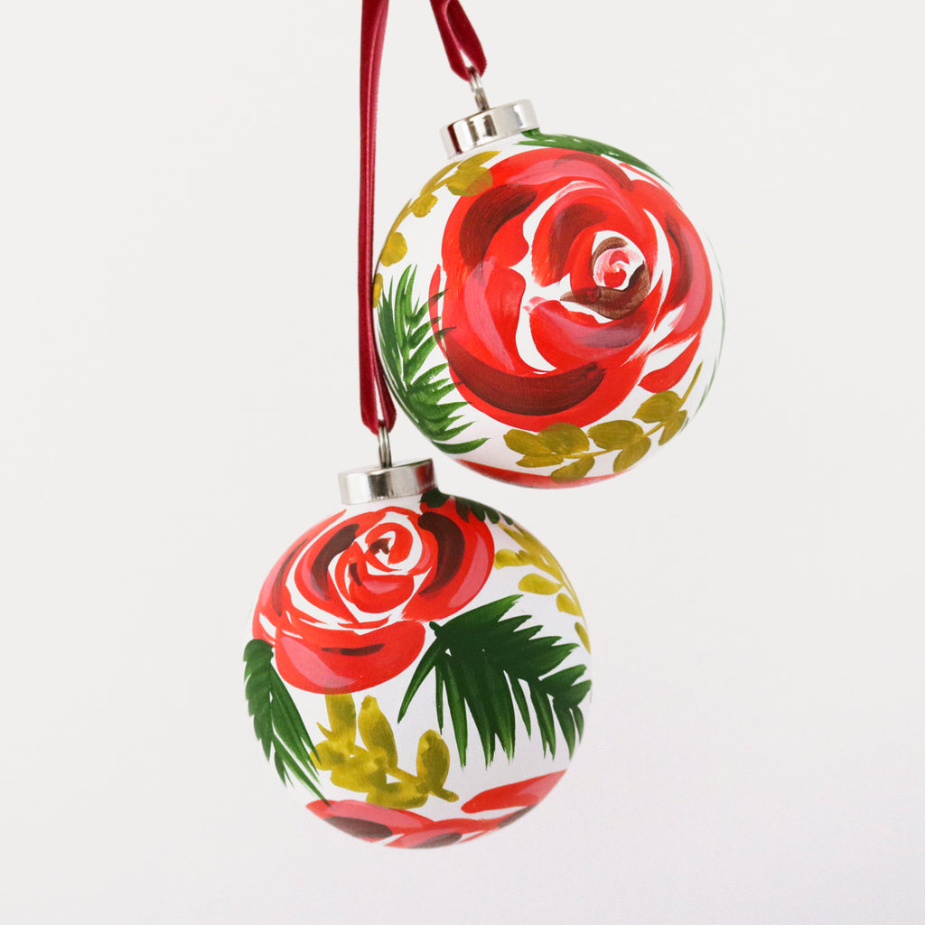 Ornaments by juliet meeks