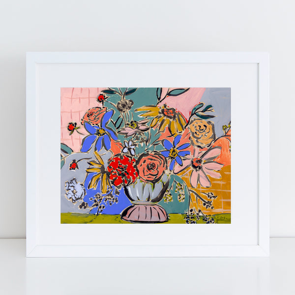 Arrangement No. 5 - Fine Art Print