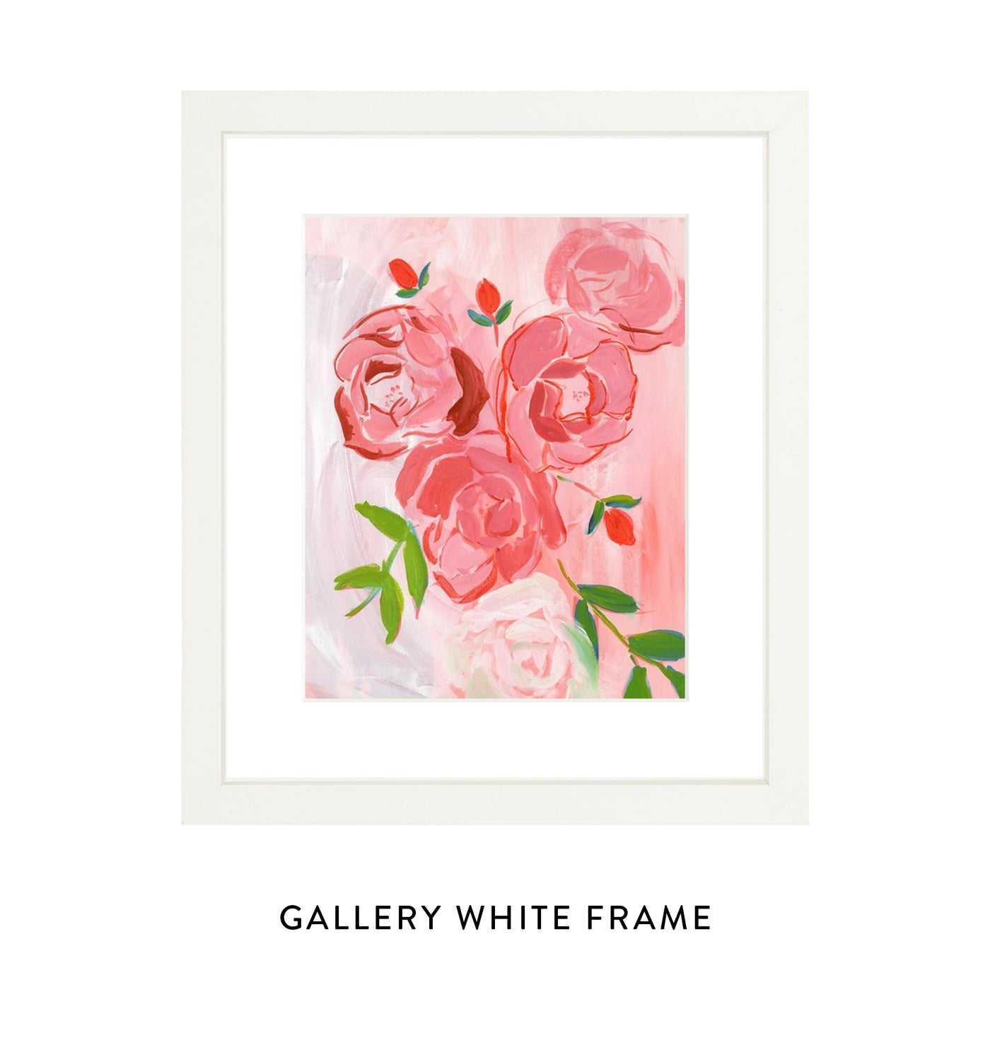 Add Framing to Fine Art Prints