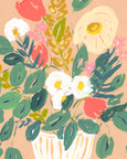 I Must Have Flowers - Fine Art Print