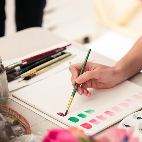 Intro to Watercolor: Private Small Group Workshop