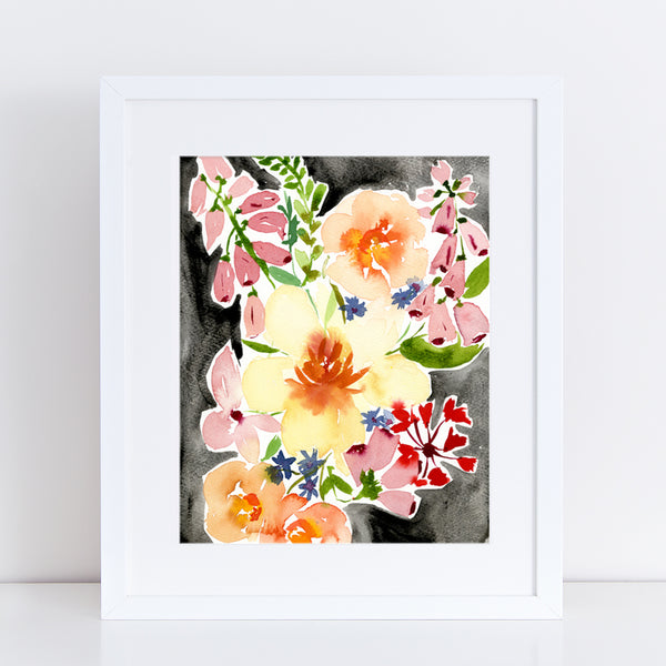 Night Blooms - Fine Art Print