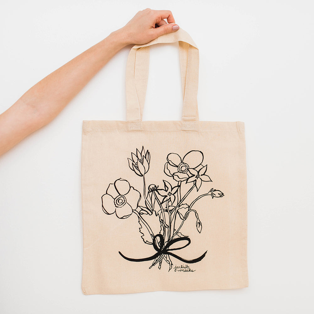 Bunch of Flowers Tote Bag