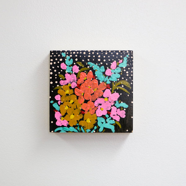Bouquet no. 6 - 6x6""