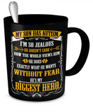 Coffee Mug My Son 30%Off