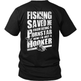 Fishing - I'm Just A Hooker