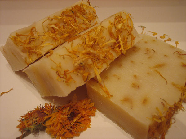 Calendula Lavender Soap Bar