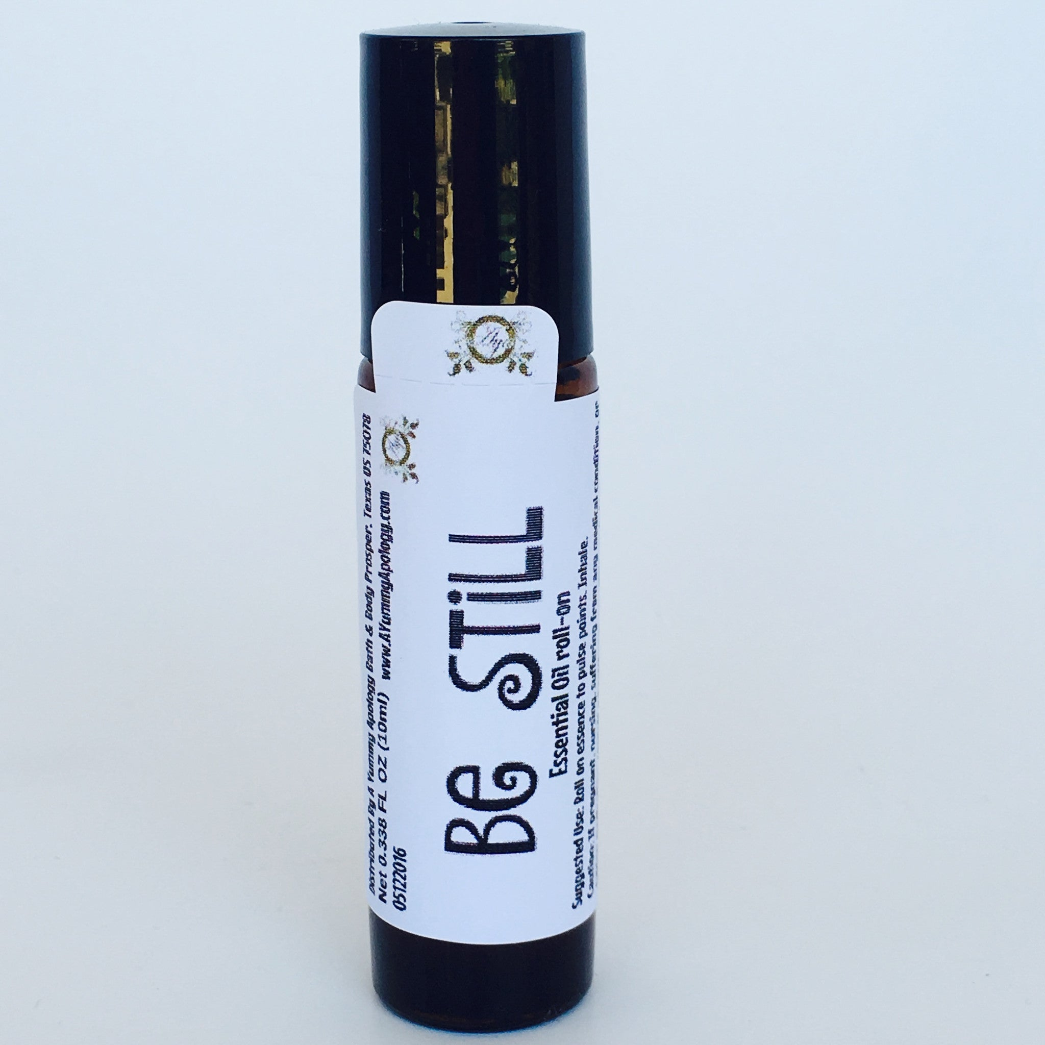 Be Still Essential Oil Roll-On