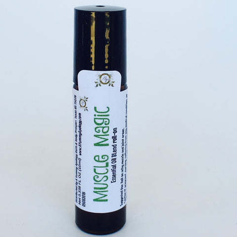 Muscle Magic Essential Oil Roll-On