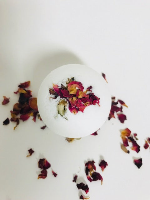 Romantic Rose Bath Bomb