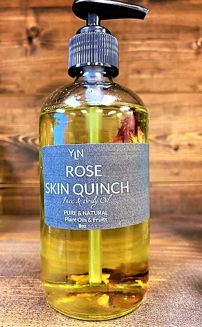 Rose Skin Quench Body Oil