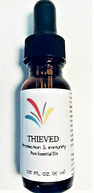 Thieved 100% Pure Essential Oil Blend