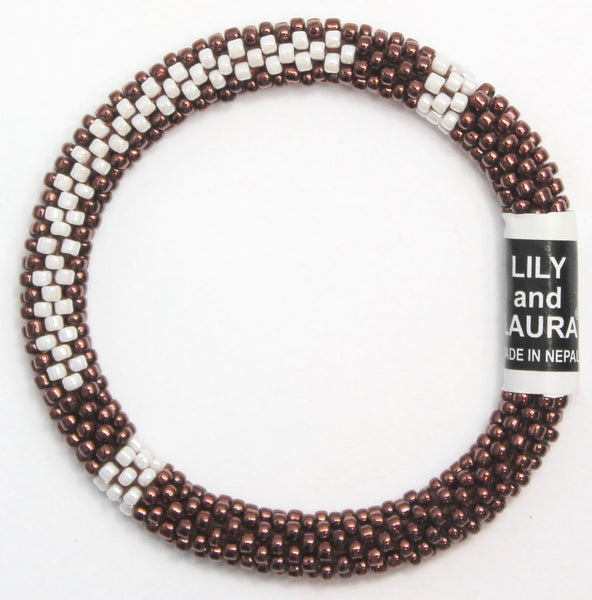 Powder-Puff Football Bracelet