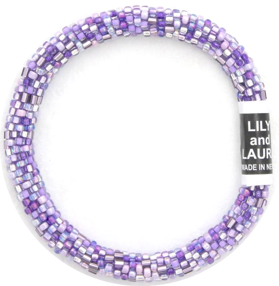 Please Me Purple Bracelet