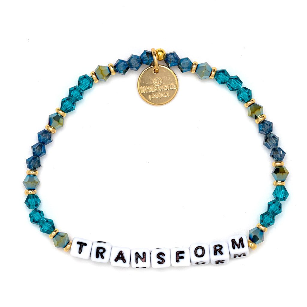 Little Words Project Fall for Me Transform Bracelet