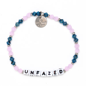 Little Words Project Fall for Me Unfazed Bracelet