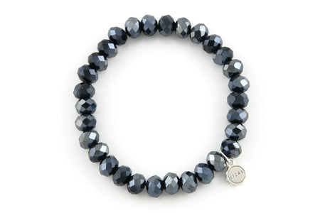 Clarksville Blackish Blue Bracelet