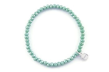 Knoxville Spring Teal Bracelet