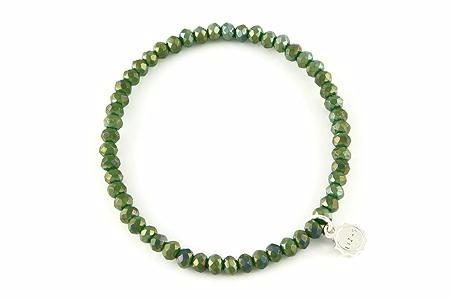 Knoxville Green Bracelet