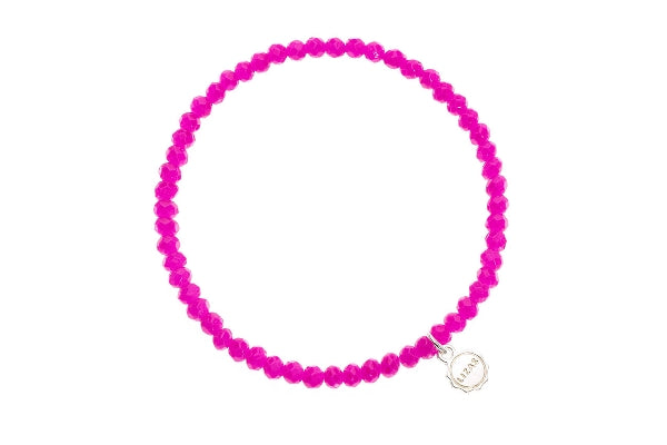 Lizas Knoxville Bright Pink Bracelet