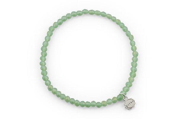 Lizas Knoxville Frosted Spring Green Bracelet