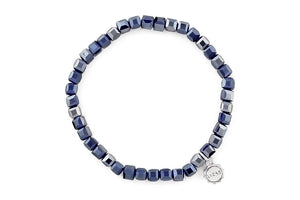Lizas Danville Dark Winter Blue Bracelet