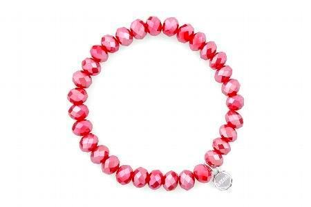 Clarksville Cherry Red Bracelet