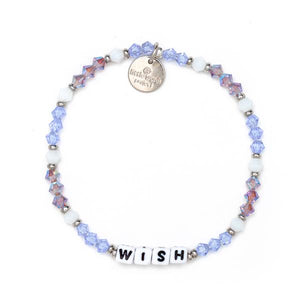 Little Words Project Reflection Wish Bracelet