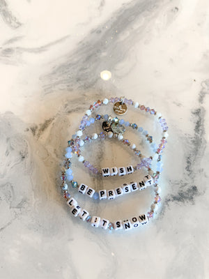 Reflection Wish Bracelet