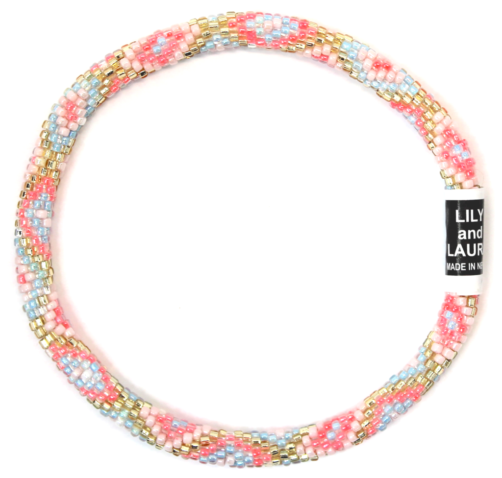 Lily and Laura Wanderlust Kaleidoscope Anklet