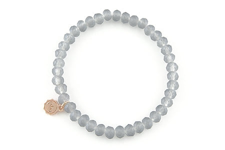 Nashville Matte Light Grey Bracelet