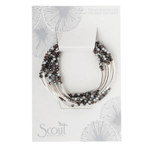 Scout Curated Wears Silver Eclipse Scout Wrap