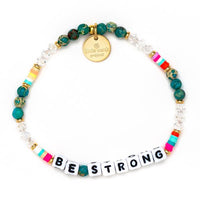 Little Words Project  Be Strong Bracelet