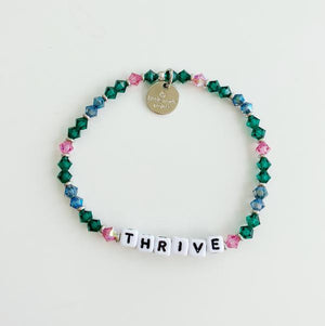 Little Words Project The Comeback Thrive Bracelet