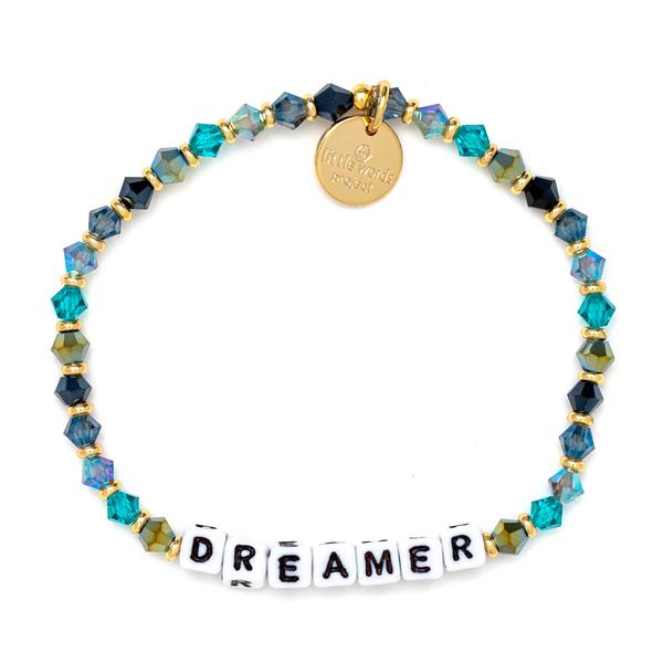 Little Words Project The Future is Bright Dreamer Bracelet