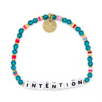 Little Words Project The Future is Bright Intention Bracelet