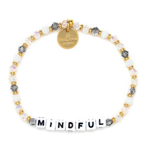 Little Words Project The Future is Bright Mindful Bracelet