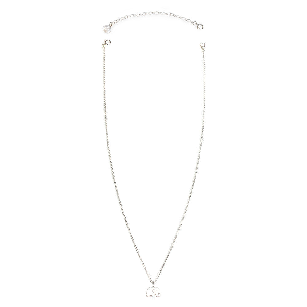 "Sterling Silver 3"" Necklace Extender"