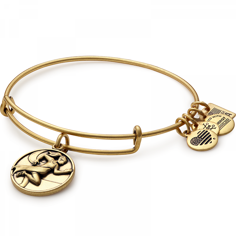 Gold Team USA Track Bangle