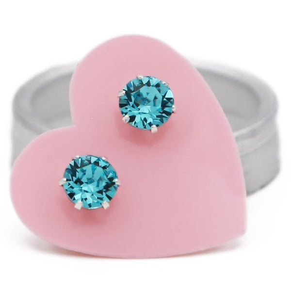 JoJo Loves You Aqua Bohem Ultra Mini Bling